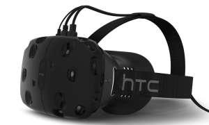 HTC Vive, VR-Brille