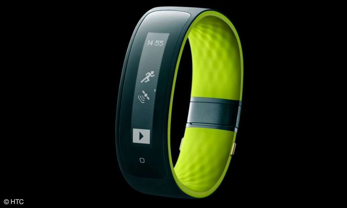 HTC Grip, Fitness-Tracker, Smartband