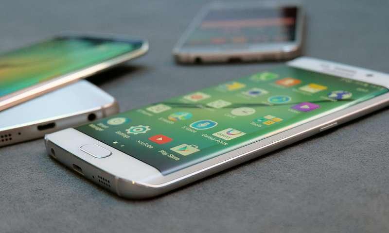 Samsung Galaxy S6 Edge Neues Edge Display Connect