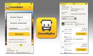 CheckMyBus App im Test
