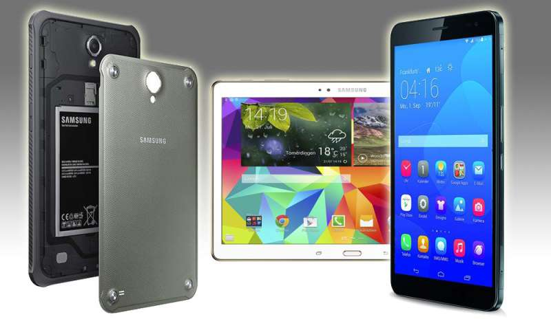 Besten Android Tablets