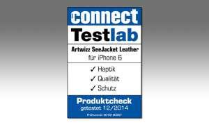 Produktcheck Artwizz See Jacket Leather