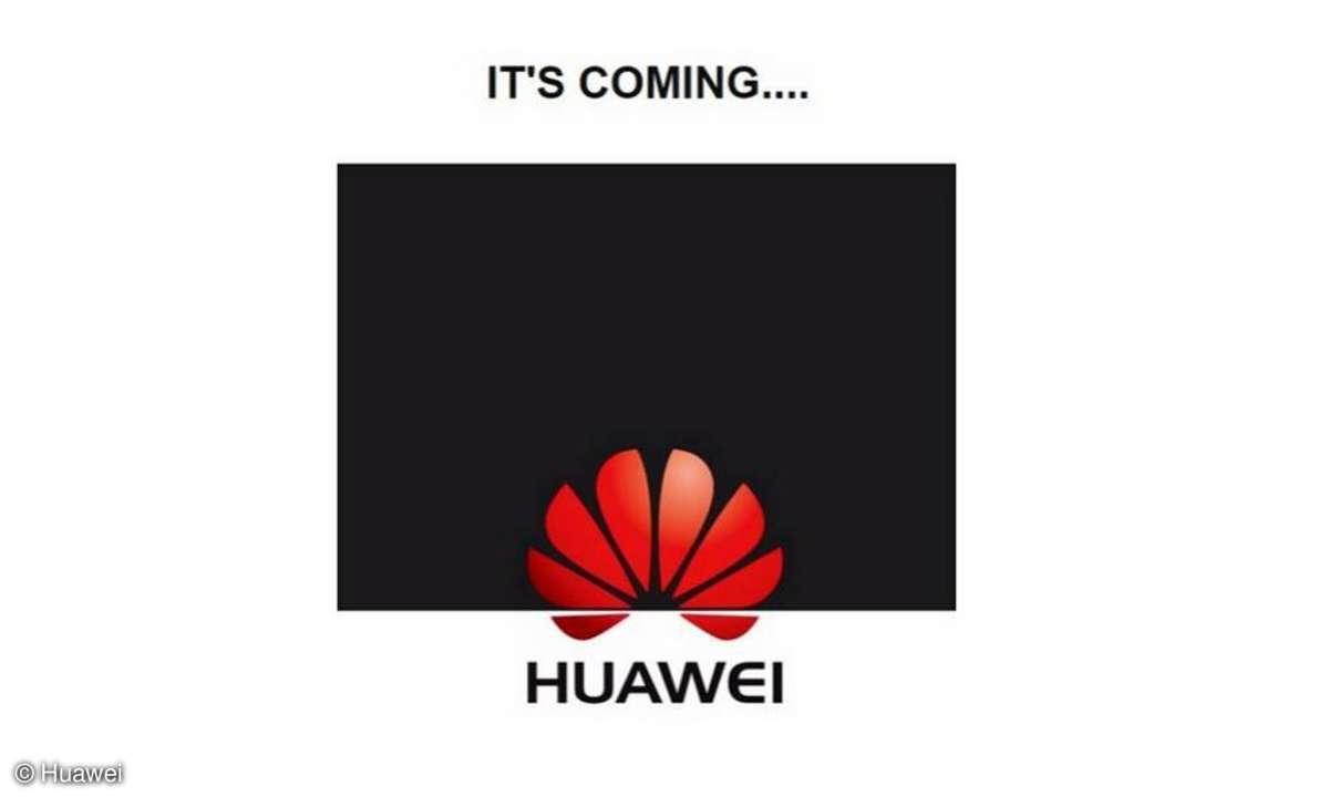 Huawei Pressekonferenz P8