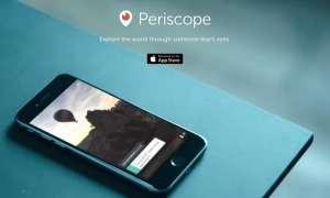 """Twitter hat seine Streaming-App """"Periscope"""" zum Download freigegeben."""