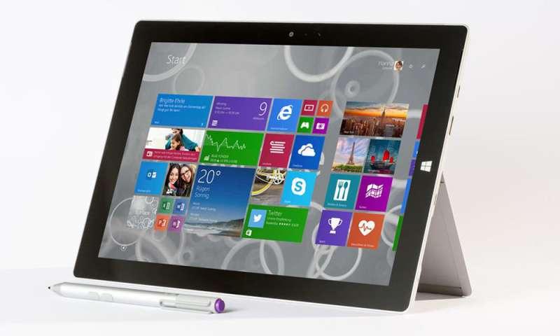 microsoft surface 3 windows tablet release preis specs. Black Bedroom Furniture Sets. Home Design Ideas
