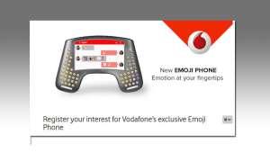 Vodafone Emoji Phone