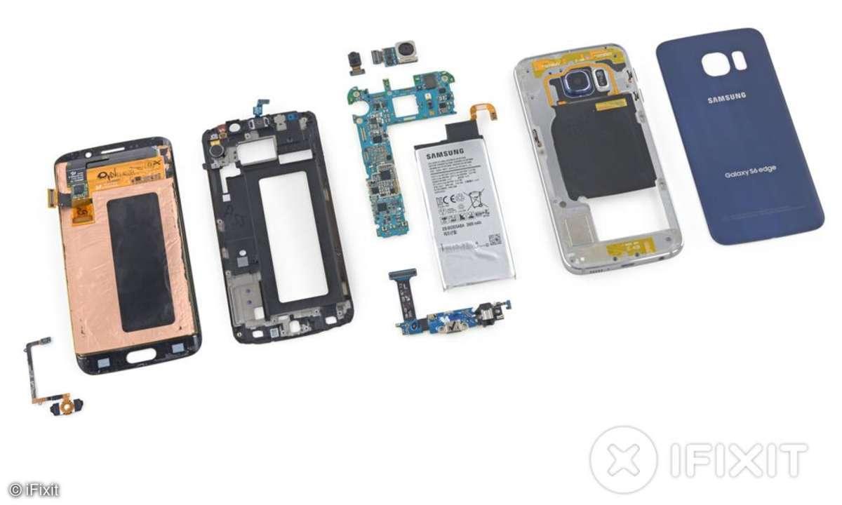 iFixit, Samsung Galaxy S6 Edge