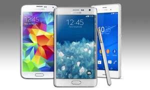 Top 10 der zehn besten Smartphones