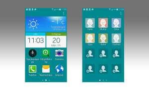 Samsung Easy-Mode