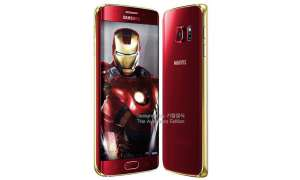 Samsung Galaxy S6 Edge Avengers-Edition