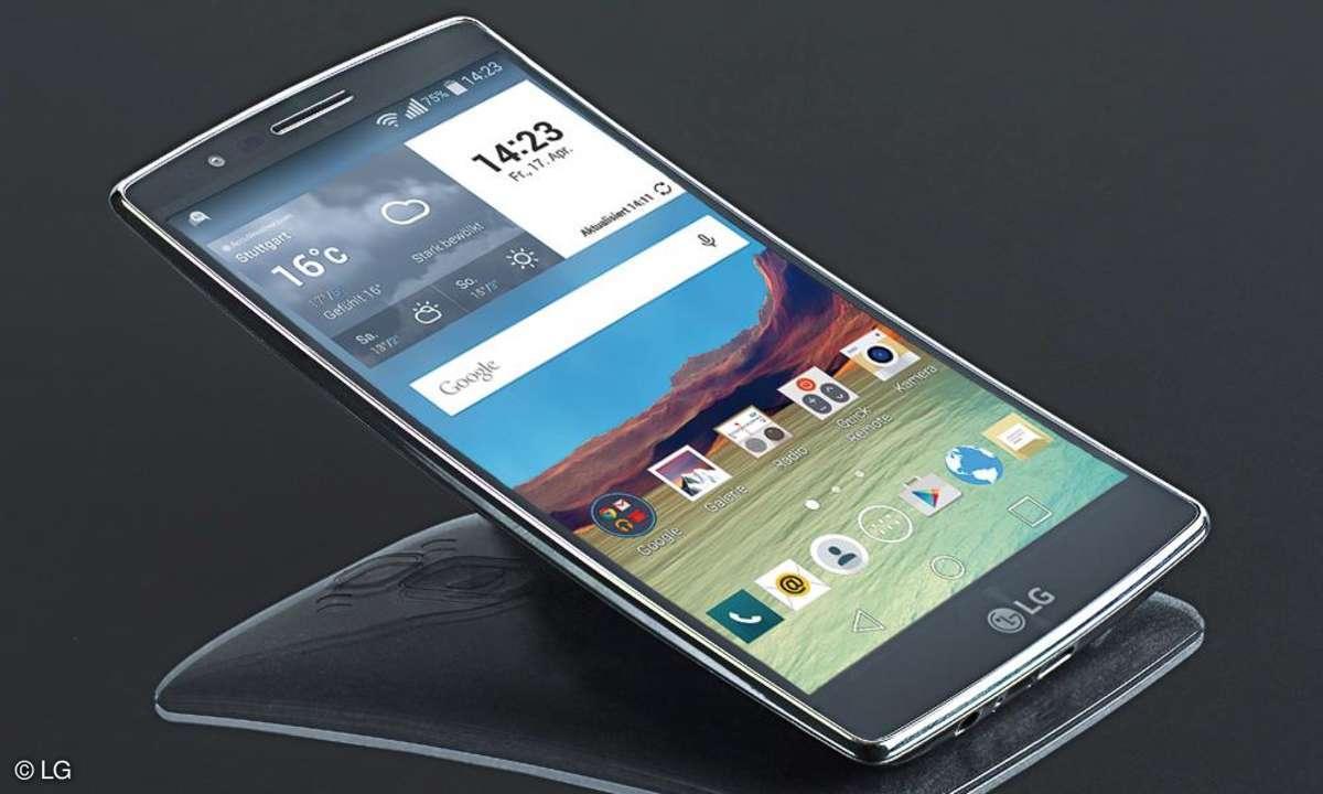 LG G Flex 2 Display
