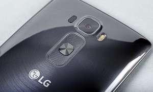 LG G Flex 2 hinten