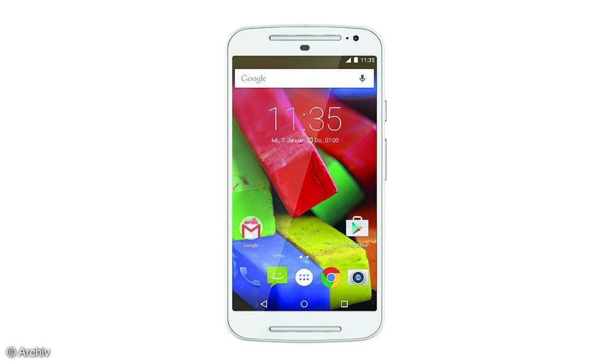 Moto G 2 (2014) LTE