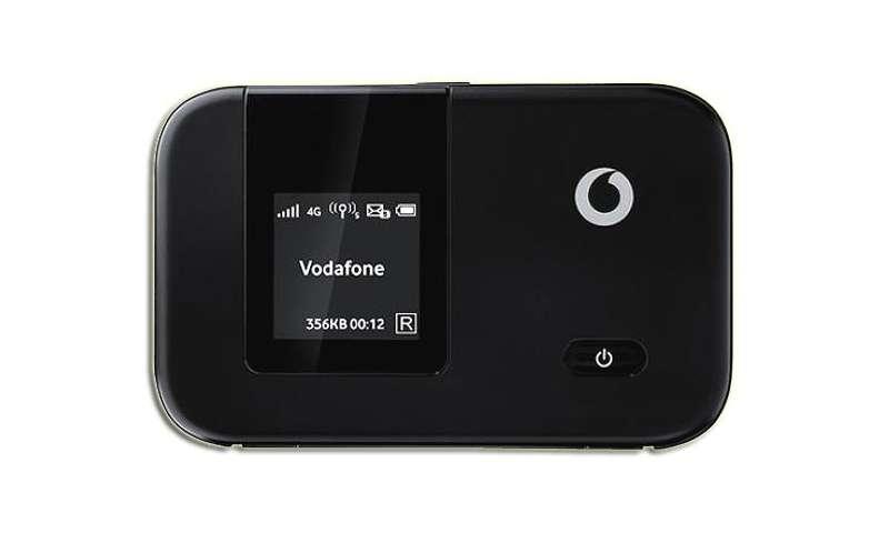 vodafone r215 lte router im test connect. Black Bedroom Furniture Sets. Home Design Ideas