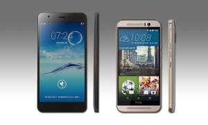 Jiayu S3 und HTC One M9