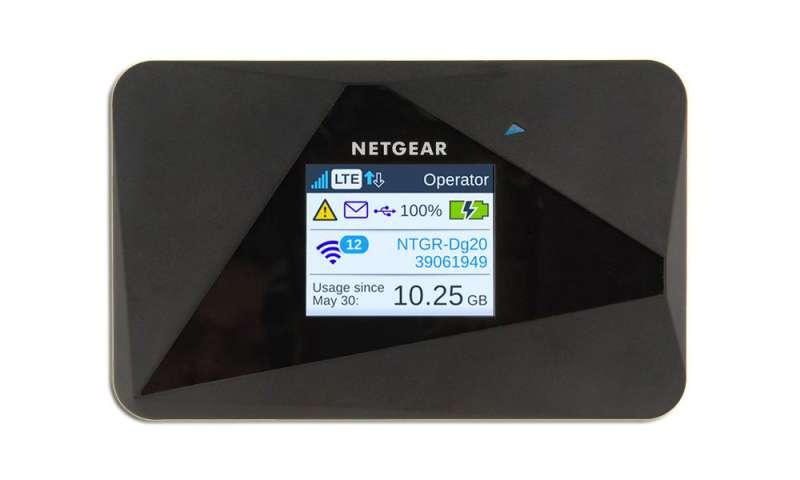 Netgear Aircard 785 im Test