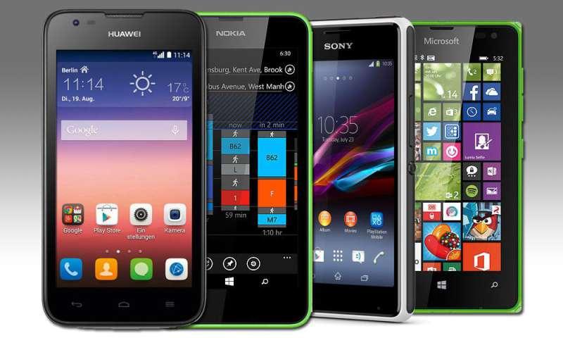 Kauftipps: Smartphones bis 100 Euro - connect