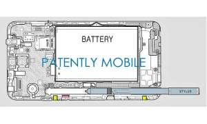 Samsung Galaxy S Pen Automatik