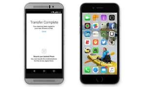 Apple, iOS App, Move to iOS