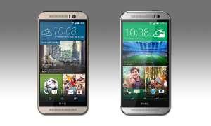 HTC One M9 und One M8