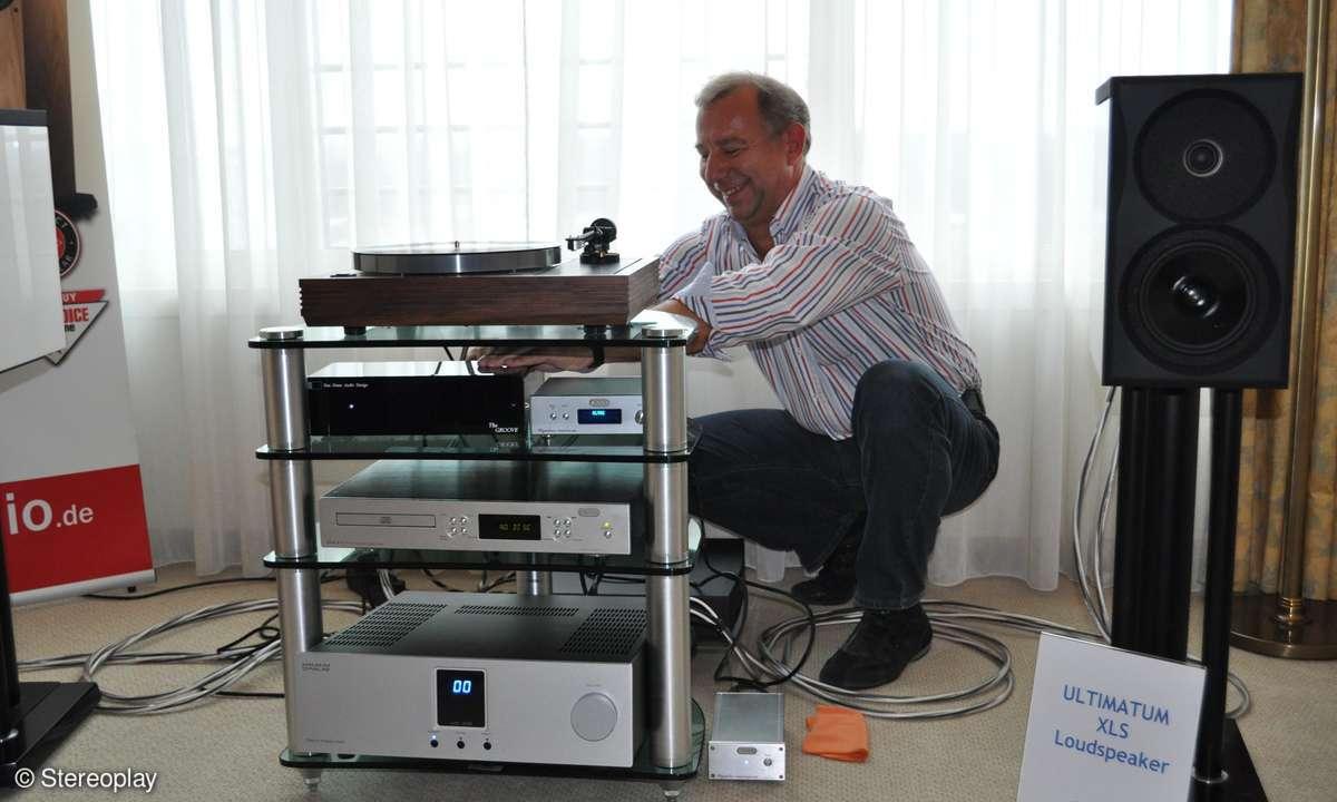 Input Audio Bernd Hömke