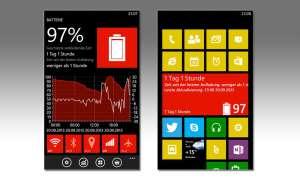 Batterie App