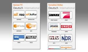 German TV App