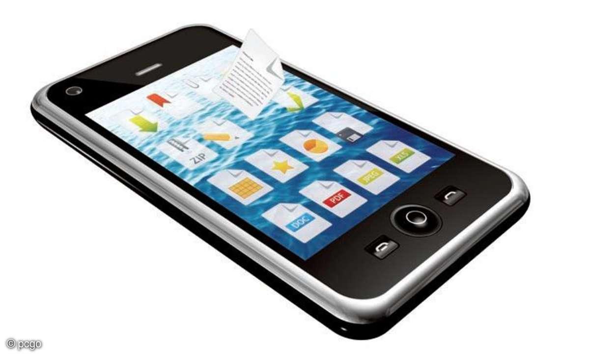 Erste Hilfe bei Handy-Verlust