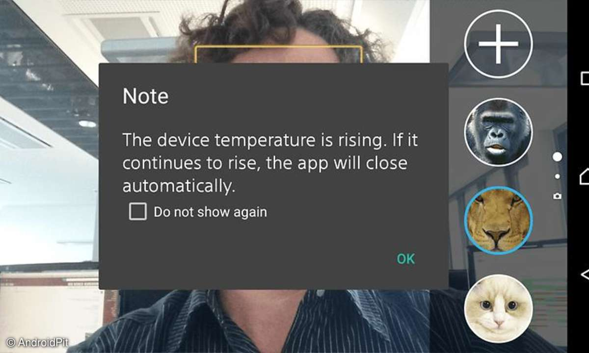 Sony, Xperia Z3+, Überhitzung, Snapdragon 810