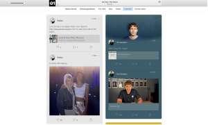 iTunes-Screenshot: Connect