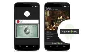 Android Pay und Google Grillo