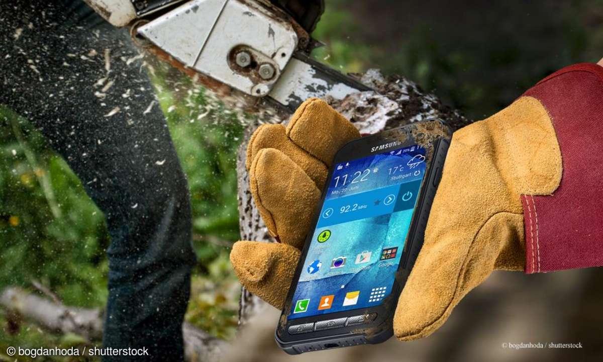 Galaxy XCover 3