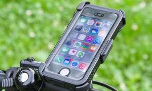 Catalyst Case mit Bike Mount