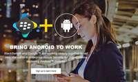 Blackberry und Google, Kooperation