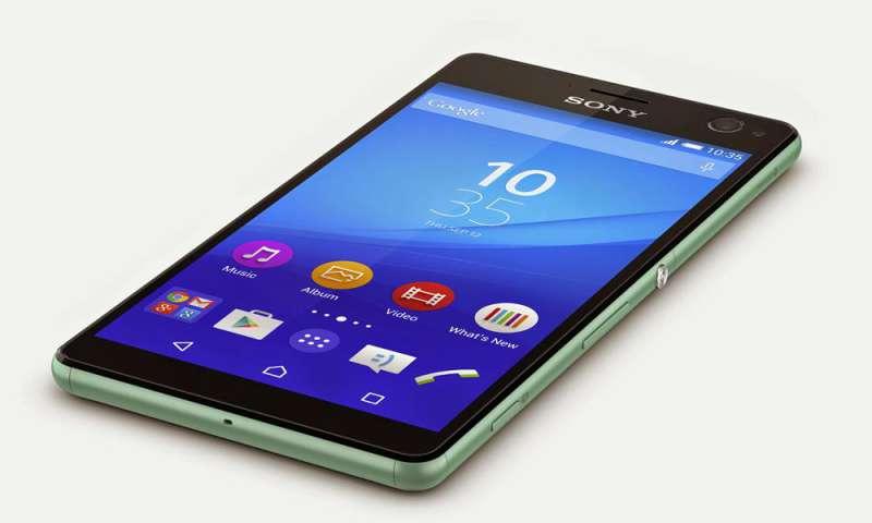 Xperia C5 Ultra: Sonys neues Selfie-Phablet?