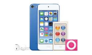 Apple iPod Familie