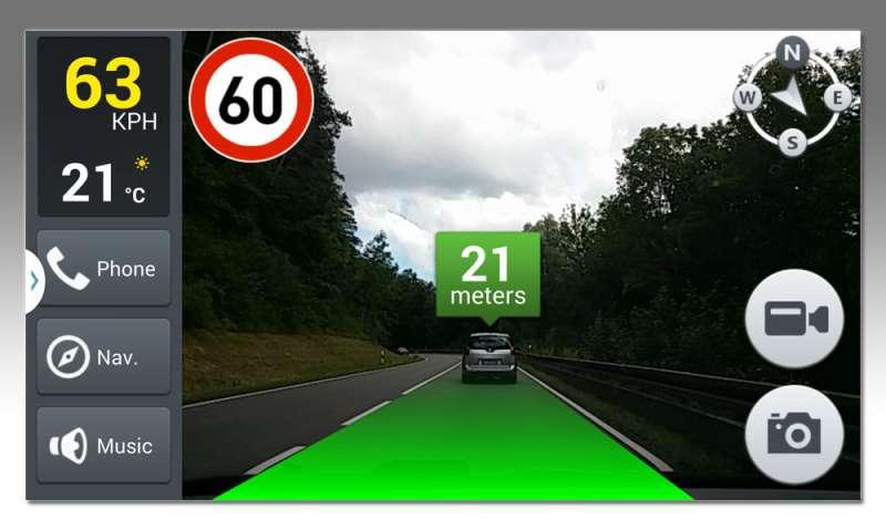 iOnRoad im Test: Fahrassistenz-App für iOS und Android ...