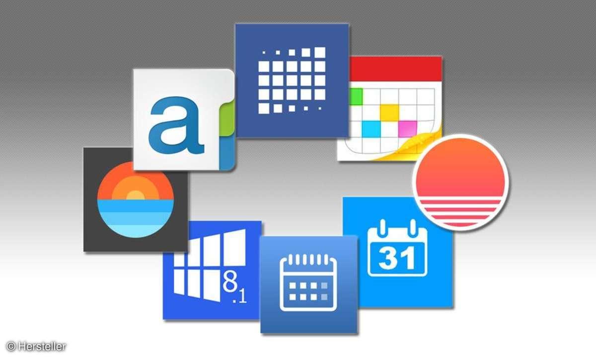 Kalender Apps