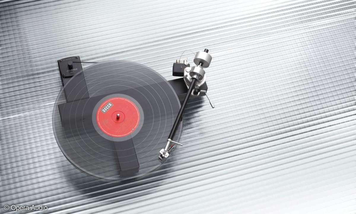Plattenspieler Opera Audio LP 6.3 im Test