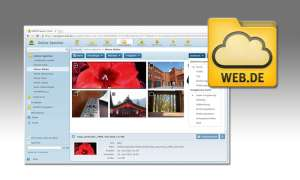 Web.de Cloudspeicher