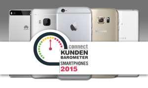Kundenzufriedenheit Smartphones