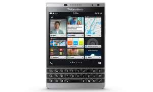 Blackberry, Passport, Passport Silver Edition