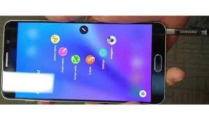 Samsung, Galaxy Note 5,
