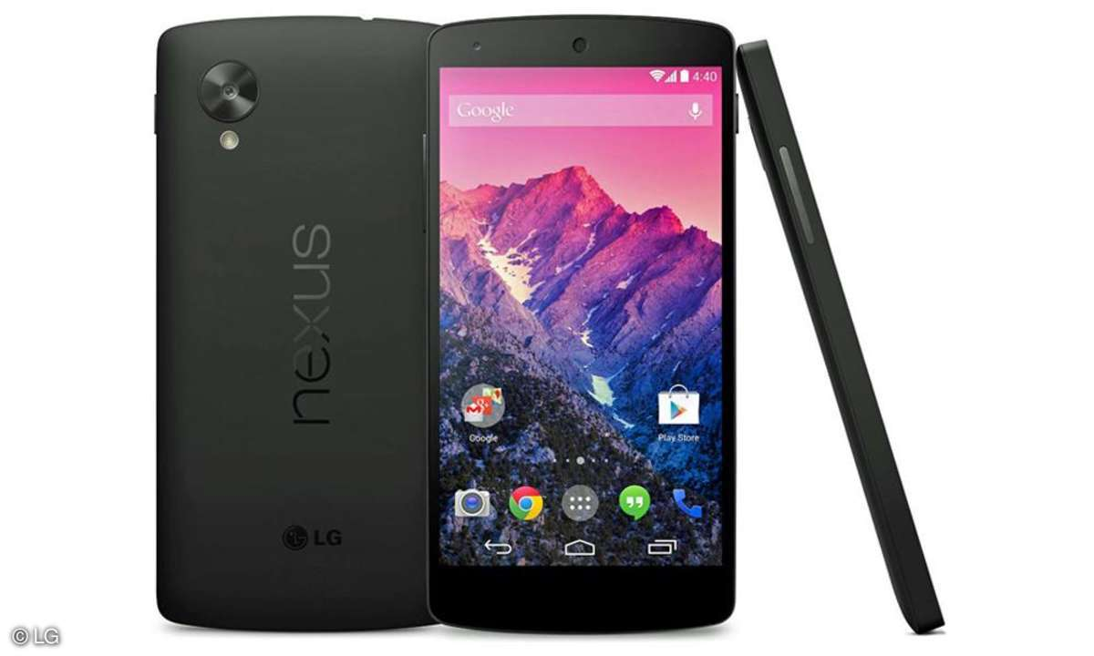 LG, Nexus 5