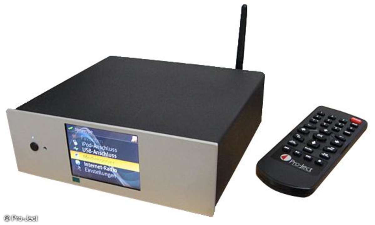Pro-Ject Stream Box SE