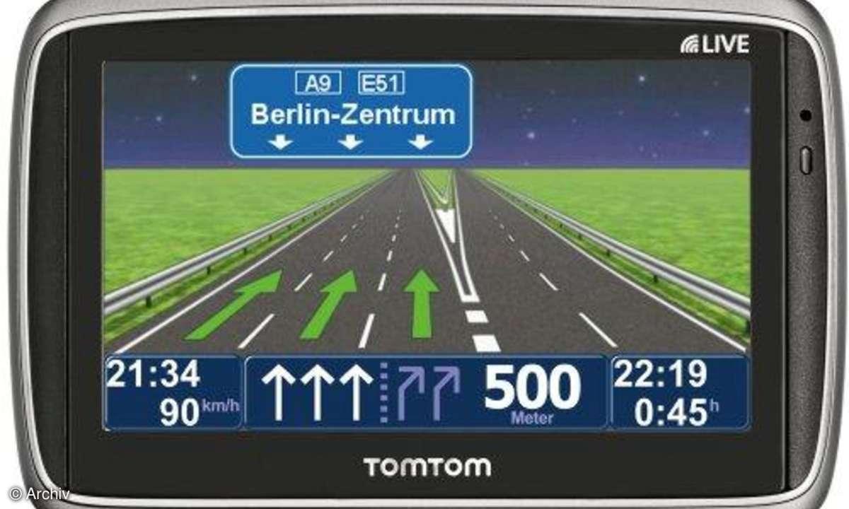 TomTom Go 650 Live