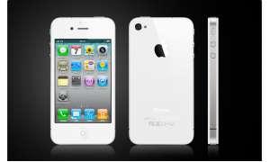 Apple iPhone 4 in weiß