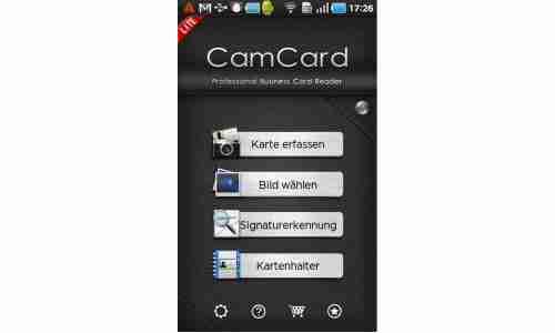 Camcard Der Visitenkartenscanner Im Test Connect