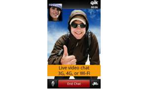 Qik Video-Chat