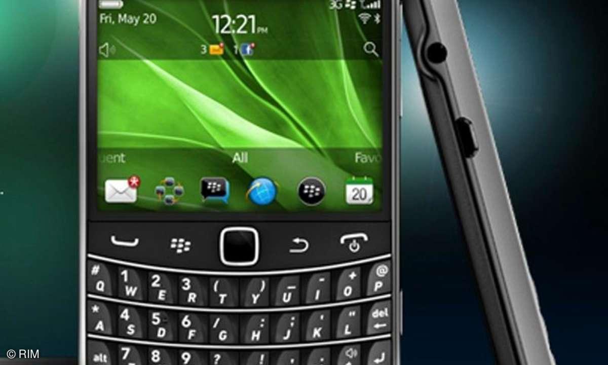 Der neue Blackberry kommt
